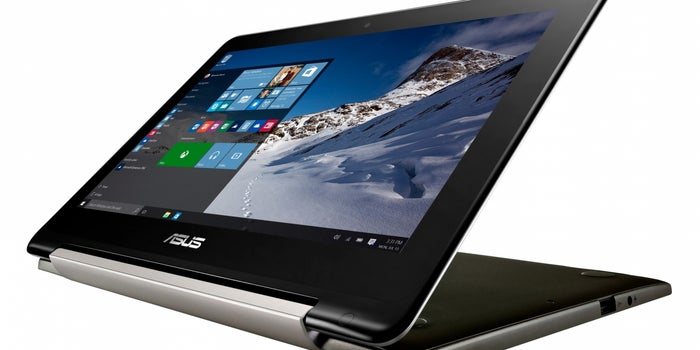 Shifting Perspectives: ASUS Transformer Book Series