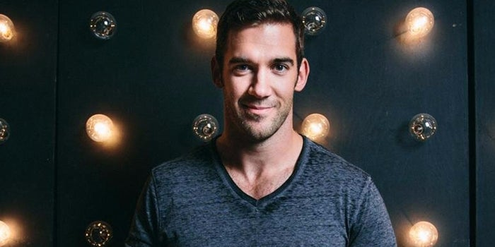How Lewis Howes Grounds Himself to Achieve His Goals