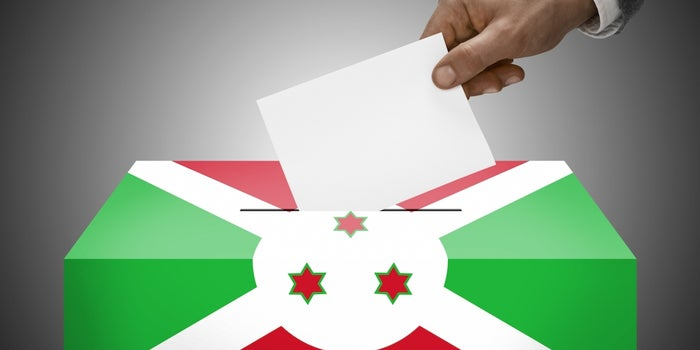Burundi's Presidential Elections Surrounded By Violence And Corruption