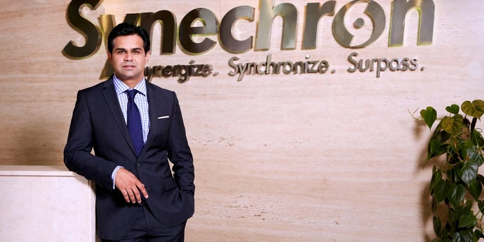 Five Minutes With Entrepreneur Faisal Husain, Founder Of Synechron