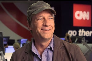 Mike Rowe: Freelancing Embodies the Entrepreneurial Spirit