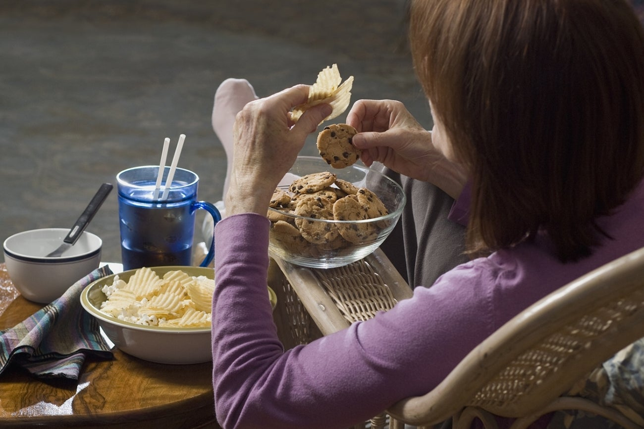 Overeating Blame Your Brain