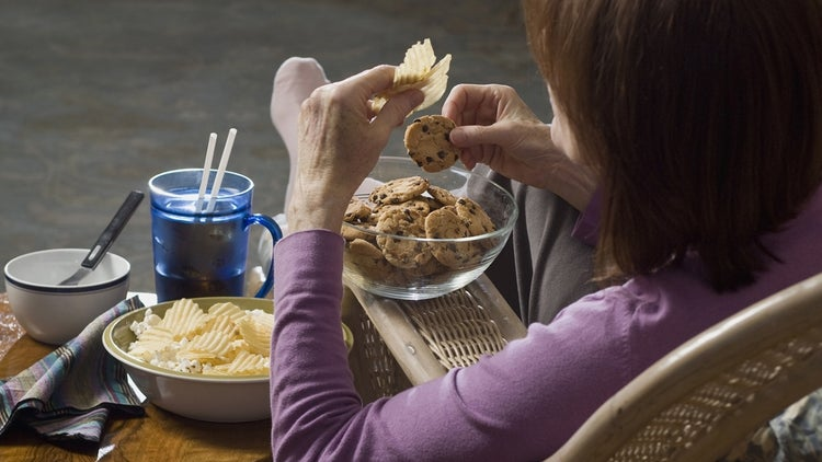Overeating? Blame Your Brain.