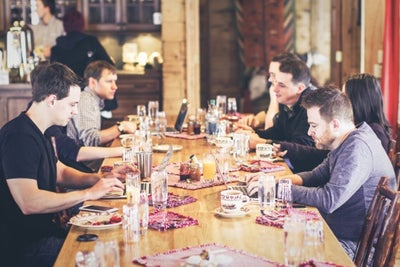 4 Ways to Be Certain You Don't Order Faux Pas at a Business Lunch