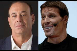 Develop a Winner's Mindset: Advice from Jon Taffer and Tony Robbins