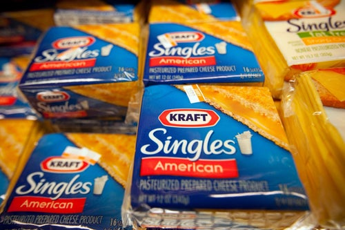 Kraft Recalls 36,000 Cases of Cheese Over Possible Choking Hazard