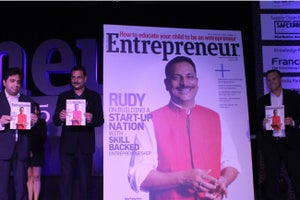 Entrepreneur Awards 2015 felicitates achievers, innovators and young entrepreneurs of India