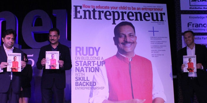 Entrepreneur Awards 2015 felicitates achievers, innovators and young entrepreneurs of India