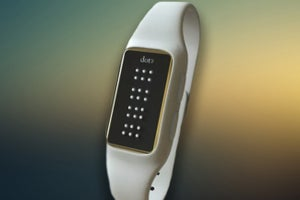 This Brilliant Braille Smartwatch Lets the Visually Impaired Feel What Time It Is