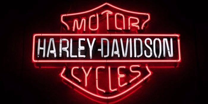 William S. Harley, Arthur Davidson, Walter Davidson & William Davidson