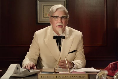 KFC Doubles Down on a Dumb Ad Campaign