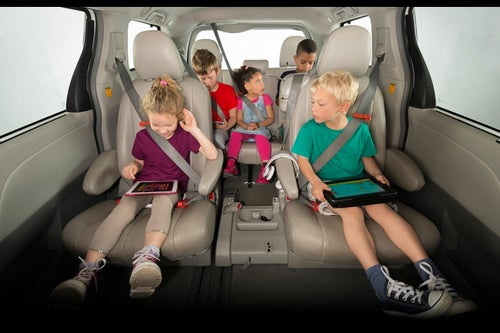 Kids' Car Seat Gets the Upgrade You Never Knew It Needed
