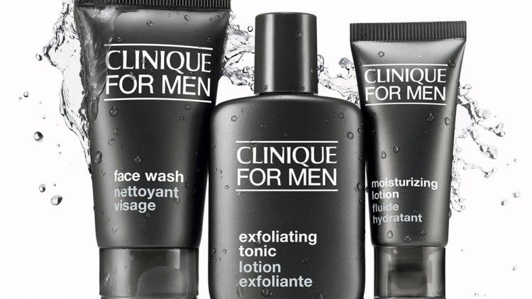The Executive Selection: Clinique for Men