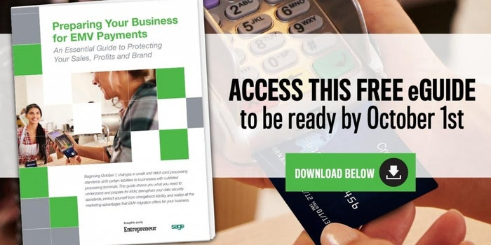 The EMV Liability Shift is Coming. Prepare Your Business.