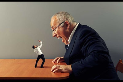 The 6 Most Familiar 'Bad Boss' Types and What to Do About Them