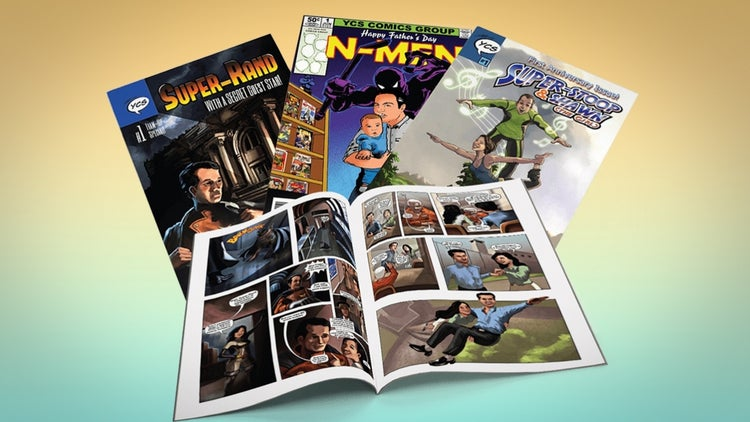 This New Comic Book Teaches Entrepreneurship to Kids as Young as 8