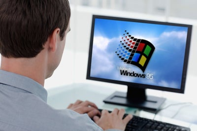 Today Is the 20th Anniversary of Windows 95