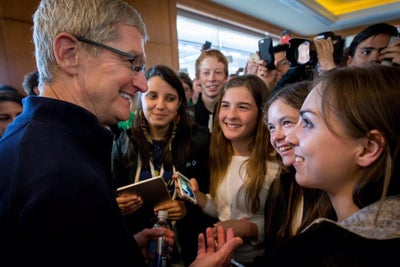 Apple's Tim Cook Made a Rookie Mistake and Might Face SEC Sanctions