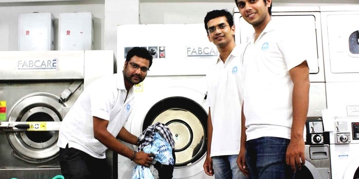 GHV accelerator backed PickMyLaundry bags $100k to disrupt online laundry service space