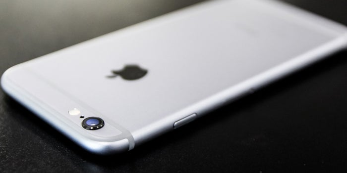 Here's Another Clue About Apple's Rumored iPhone 6S Reveal
