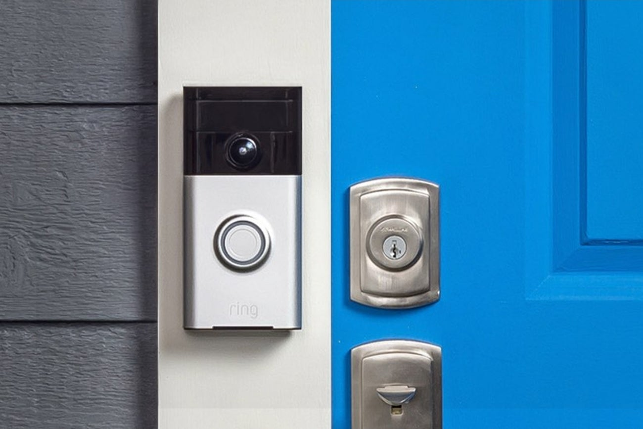 This Video Doorbell Lets You Answer Your Door With Your