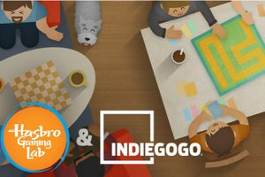 Hasbro and Indiegogo Want You to Design Their Newest Game