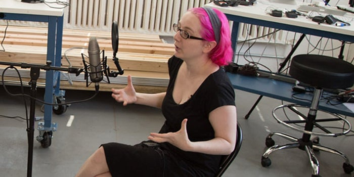Limor Fried of Adafruit Industries: You Can't Outsource Knowledge (Podcast)