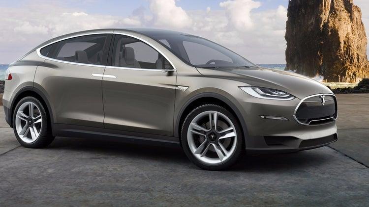 Tesla's New Model X Is a $132,000 Ludicrously Fast Beast