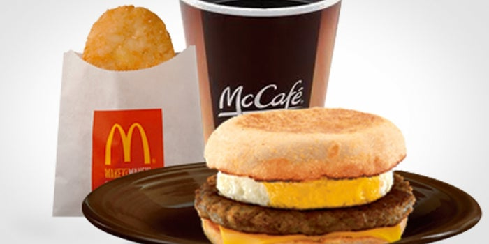 McDonald's Sales Surge as All-Day Breakfast Proves a Hit With Customers