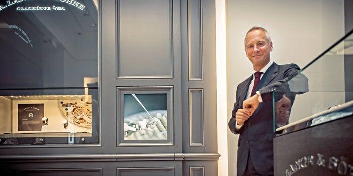 The Horologist: A. Lange & Söhne CEO Wilhelm Schmid