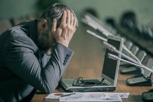 5 Scenarios Where Panic Can Destroy Your Startup