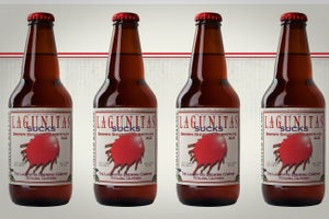 Lagunitas IPA Founder Cites Nietzsche in Blog Post About Heineken Deal