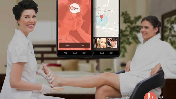 HiJinny: Pamper yourself at the comfort of your home