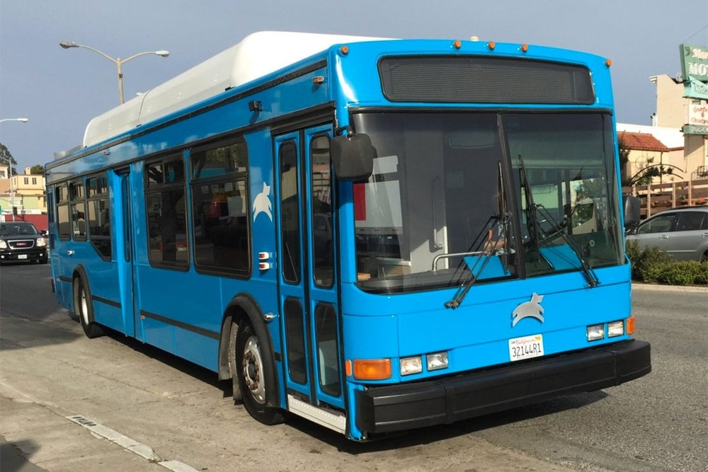 Luxury Bus Company Leap Declares Bankruptcy, Auctions Buses for $5