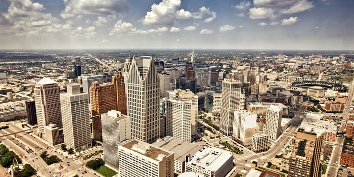 Why This VC Is Bullish on Detroit Building the Internet of Things