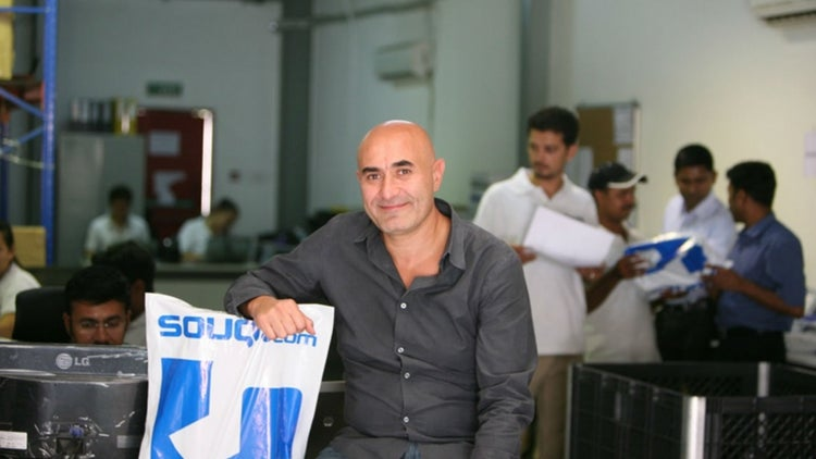 Follow The Leader: Ronaldo Mouchawar, Founder And CEO, Souq