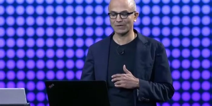 Microsoft's Version of Siri Fails to Work at the Worst Possible Moment (VIDEO)