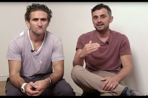 Entrepreneurs Should Stop Doing This, Say Casey Neistat and Gary Vaynerchuk