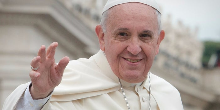Google's Eric Schmidt Has Just 15 Minutes With the Pope This Friday