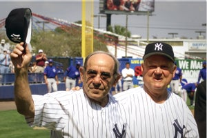Yogi Berra's 10 Best Quotes for Entrepreneurs