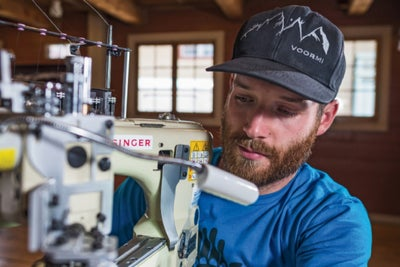 How an Outdoor-Clothing Company Is Building Up Manufacturing in Mounta...