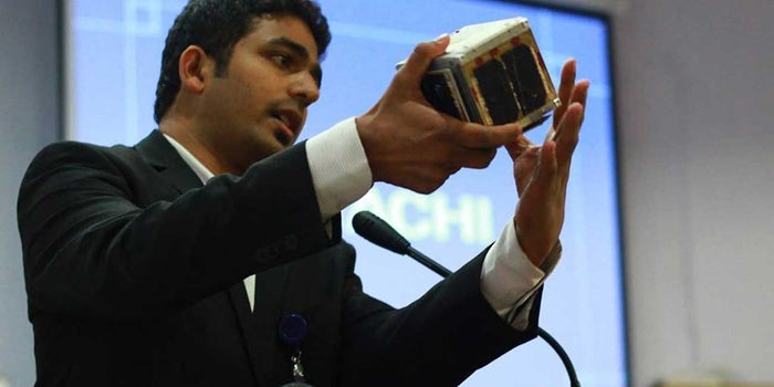 It's a space age! Dhruva set to privatise India's satellite industry