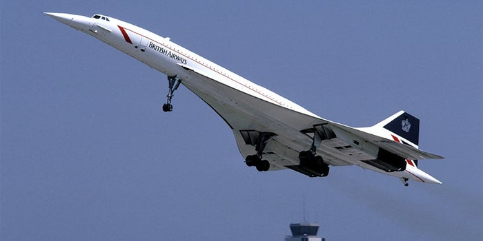 A Group of Fans Is Trying to Bring the Concorde Back to Life