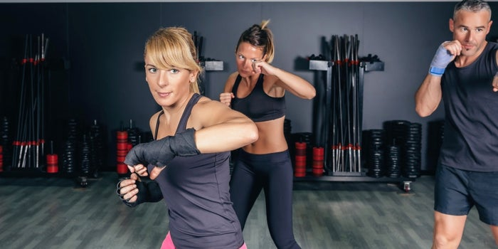 These Franchisees Really 'Kicked It' in Their Choice of a Fitness Franchise
