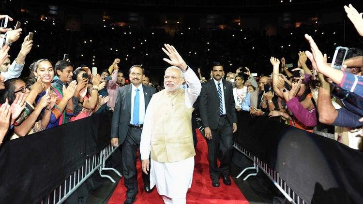 5 key takeaways from Narendra Modi's speech at India-US Startup Konnect 2015