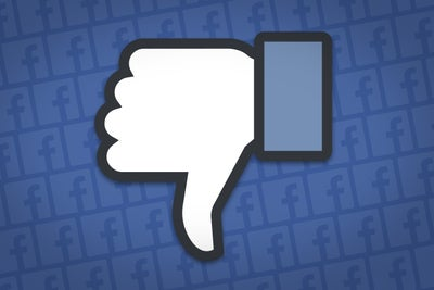 Mayday, Slackers! Facebook Is Down.