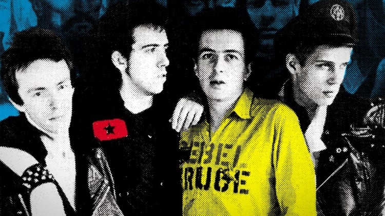 Never Mind the Traditional. Here's How to Lead Like a Punk Rocker.