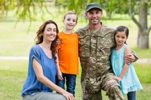 A Franchisee Who Supports Veterans Beyond the Battlefield