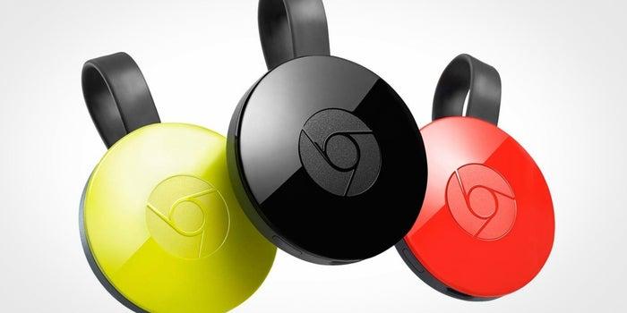 Google Announces Updated Chromecast, Launches Chromecast Audio