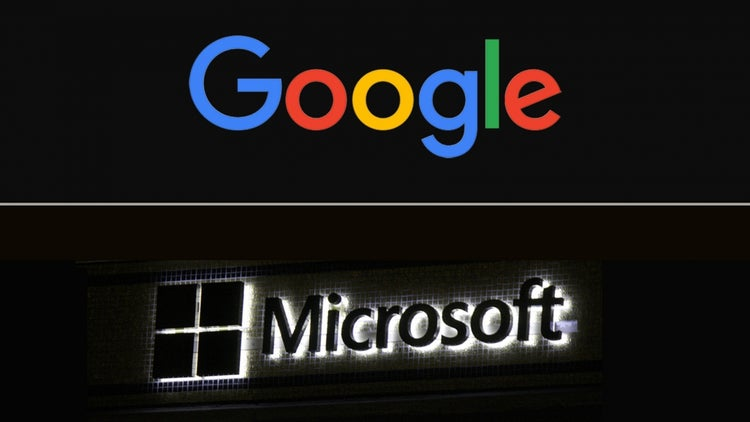 Microsoft and Google Make Peace in Patent Battles